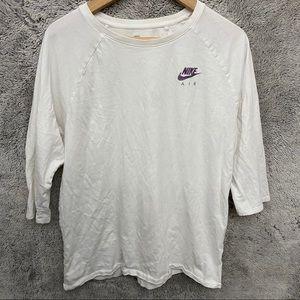 Nike Air Shirt 3/4 Sleeve